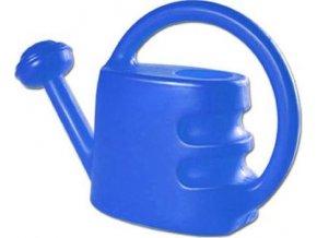 Dětská konvička modro-tyrkysová