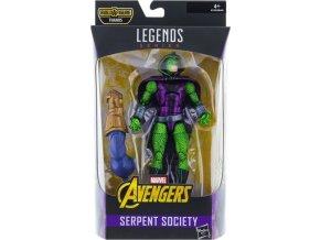 Avengers Legends Series prémiová figurka Serpent Society