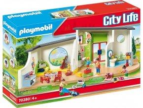 PLAYMOBIL 70280 Dětské centrum DUHA