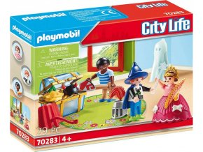 PLAYMOBIL 70283 Děti s karnevalovými kostýmy