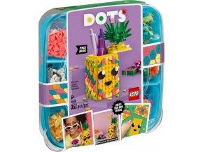 LEGO DOTS™ 41906 Stojánek na tužky ve tvaru ananasu