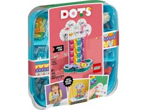 LEGO DOTS™ 41905 Duhový stojan na šperky