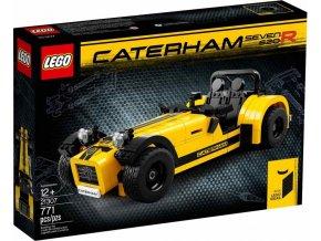 LEGO Ideas 21307 Sportovní vůz Caterham Seven 620R
