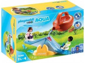PLAYMOBIL 70269 Vodní houpačka s konvičkou (1.2.3)