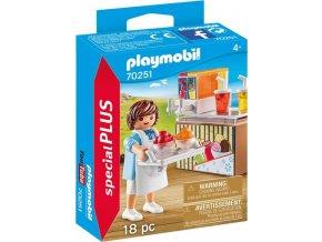 PLAYMOBIL 70251 Prodejce ledové tříště