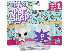 Littlest Pet Shop 2 zviratka serie 2