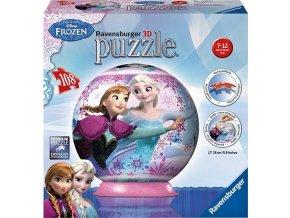 Puzzleball Ledové Království 108d. Ravensburger