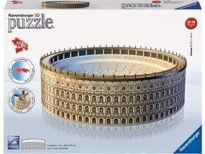 3D Puzzle Koloseum 216 d. Ravensburger