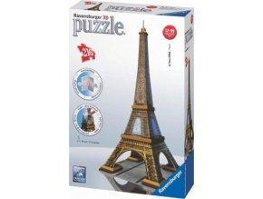 3D Puzzle Eiffelova věž 216d. Ravensburger