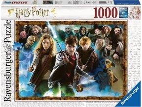 Ravensburger 15171 Puzzle Harry Potter 1000 dílků