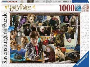 Ravensburger 15170 Puzzle Harry Potter Voldemort 1000 dílků
