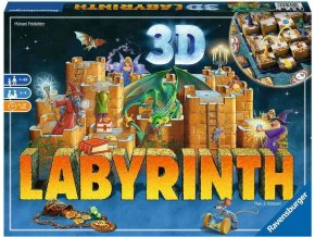 Labyrinth 3D, Ravensburger 26279