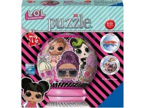 Puzzleball L.O.L. 72 dílků