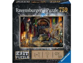 Ravensburger 19955 Exit Puzzle: Upírův hrad 759 dílků