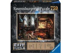 19954 Exit Puzzle: Dračí laboratoř 759 dílků