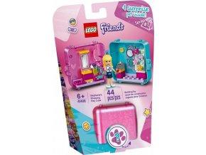 LEGO Friends 41406 Herní boxík: Stephanie a móda