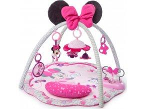 Disney baby Deka na hraní Minnie Mouse Garden Fun 0m+ 2019