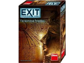 Úniková hra: Faraonova hrobka párty hra