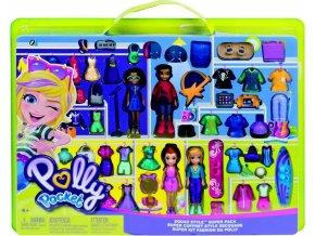Polly Pocket módní super kolekce - GFR11