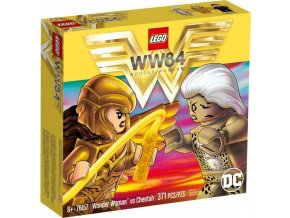 LEGO Super Heroes 76157 Wonder Woman™ vs. Cheetah