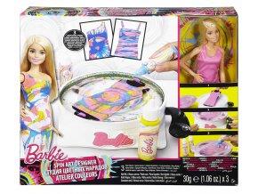 Barbie BARBIE A SPIRÁLOVÉ NÁVRHÁŘSTVÍ