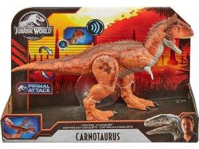 Jurský svět pohyblivý Carnotaurus se zvukem GJT59