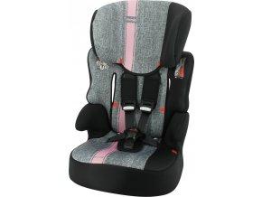 Nania Autosedačka Beline First Linea Grey Pink 9-36kg