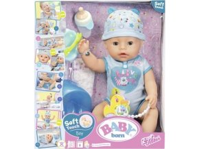 Baby Born Soft Touch Chlapeček 43cm