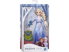 Frozen 2 - Panenka Elsa s kamarádem