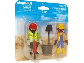 Playmobil 70272 Stavební dělníci
