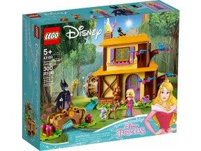 LEGO Disney Princess 43188 Šípková Růženka a lesní chaloupka