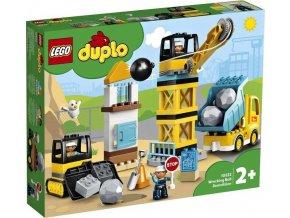 LEGO DUPLO 10932 Demolice na staveništi