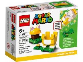 LEGO Super Mario 71372 Kocour Mario – obleček