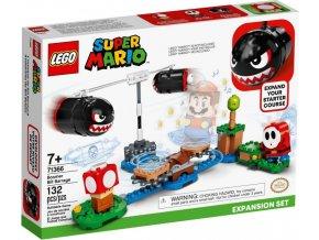 LEGO Super Mario 71366 Palba Boomer Billa – rozšiřující set