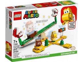 LEGO Super Mario 71365 Závodiště s piraněmi – rozšiřující set