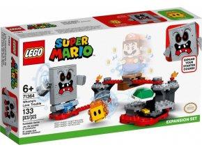 LEGO Super Mario 71364 Potíže v pevnosti Whompů – rozšiřující set