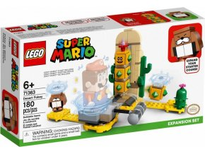 LEGO Super Mario 71363 Pouštní Pokey – rozšiřující set