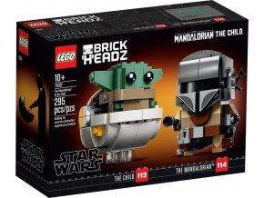 LEGO Star Wars™ 75317 Mandalorian a dítě