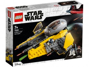 LEGO Star Wars 75281 Anakinova jedinska stihacka