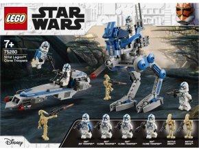LEGO Star Wars ™ 75280 Klonoví vojáci z 501. legie