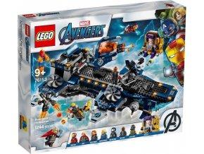 LEGO Super Heroes 76153 Helicarrier Avengerů