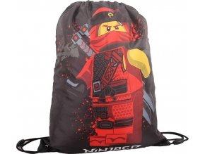 LEGO NINJAGO Kai - pytlík na přezůvky