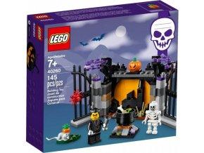 LEGO 40260 Hallowenské strašení