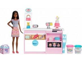 Mattel Barbie Cukrářství