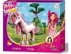 Mia a Já jednorožec LYRIA