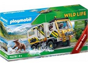 PLAYMOBIL® 70278 Expediční Truck