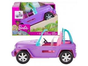 Barbie plazovy kabriolet 1