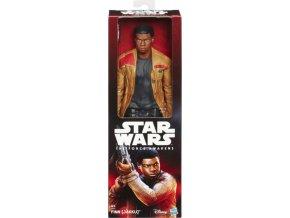 Star Wars Epizoda 7, Hrdinská figurka FINN (JAKKU) 30cm