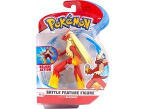 Pokémon Akční bojová figurka Blaziken