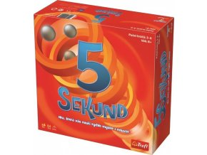 Hra 5 sekund společenská hra